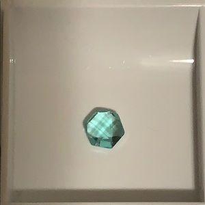 Origami Owl Hexagon Swarovski Crystal